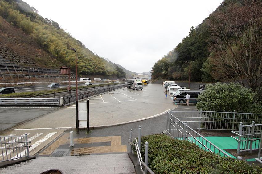 道の駅 宇津ノ谷峠 静岡側